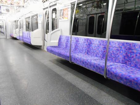 Unmanned train Inside the train (17)