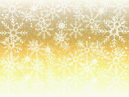 Snow Crystals Background 37