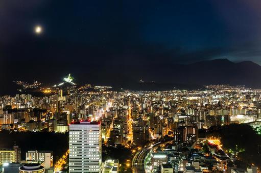 Sapporo · Night view