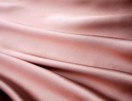 Silk satin _ background with flowing 【2】