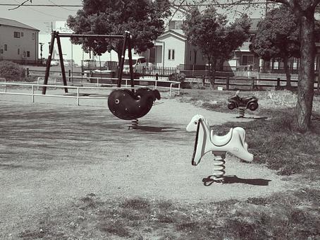 외로운 공원