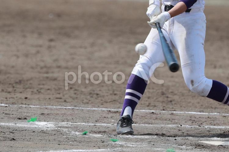 左打者の写真