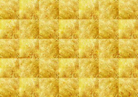 Gold leaf horizontal