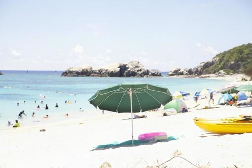 해변 15