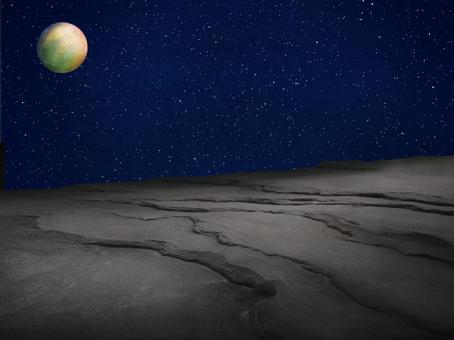 未知星球圖片