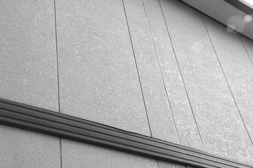 외벽 흑백