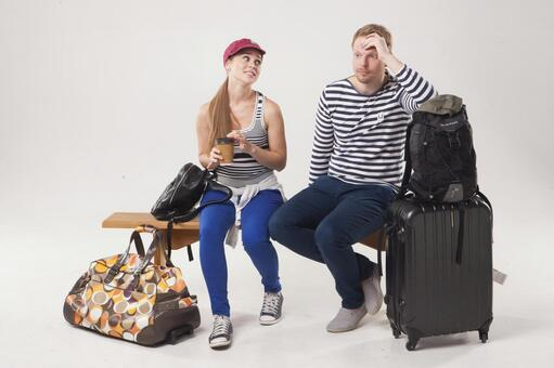 A couple to travel 24