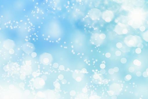 Background texture white blue glitter winter Christmas
