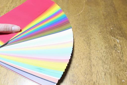 Color variations