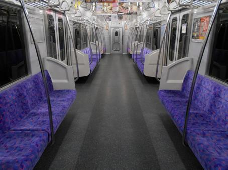 Unmanned train Inside the train (11)