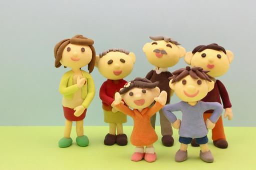 Smiley family 1