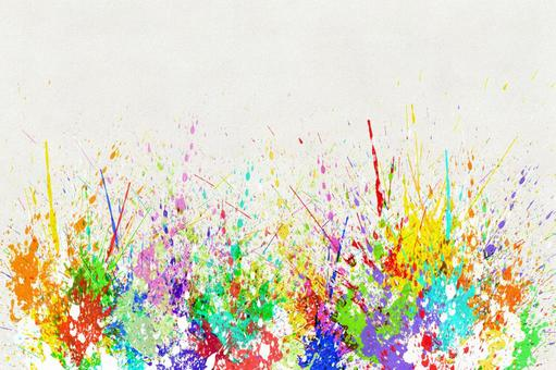 Background User-friendly universal background free paint