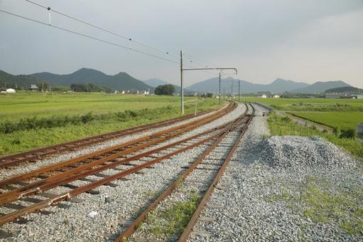 Track 5 of Kakogawa Line