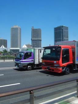 Bill Street and Truck