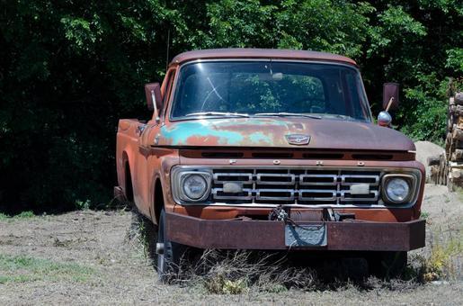 被遗弃的汽车3
