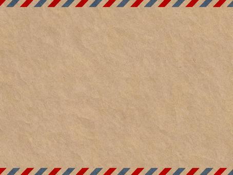 航空邮件风格背景