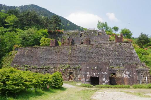 동양의 마추피추 (벳시 동광을 산출)