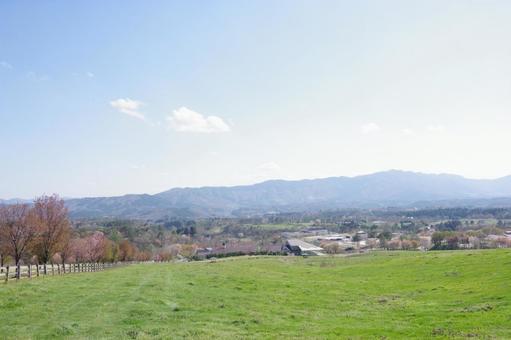 Hiruzen Plateau