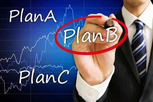 Plan selection financial business