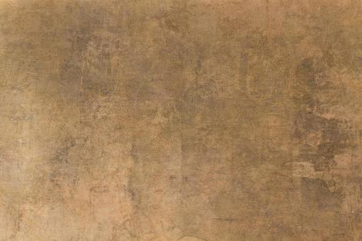 Gold folding screen background material