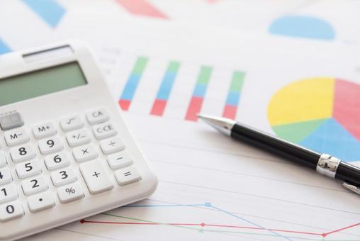Graph and calculator