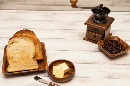 식빵과 커피 6