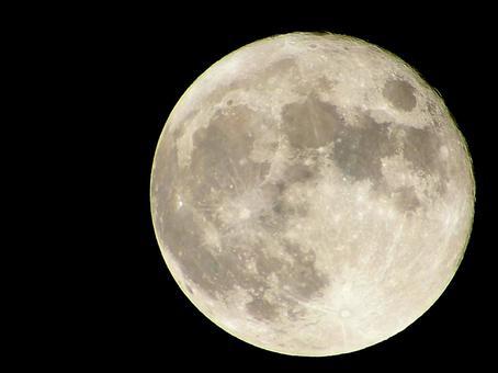 Full Moon (Age 14.6)