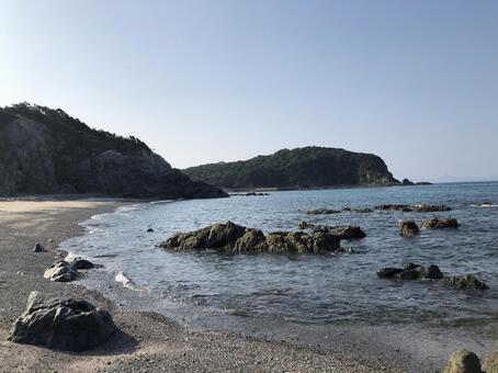 섬의 해안