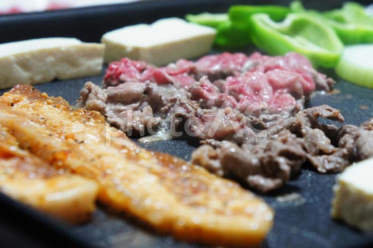 おうち焼き肉の写真