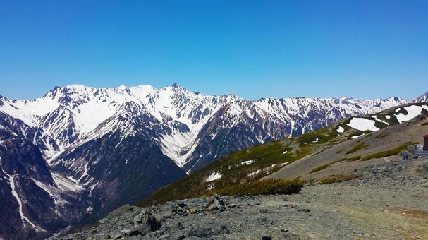 Northern Alps 0623