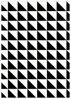 Geometric texture triangle