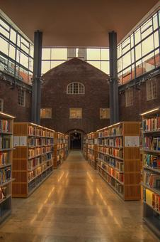 Sweden KTH Library 2
