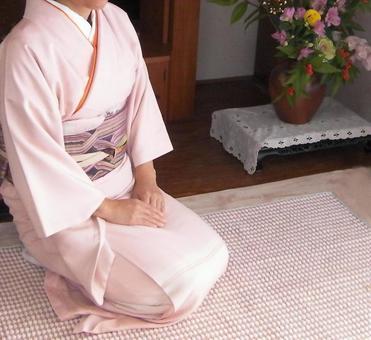 日本的新年和服