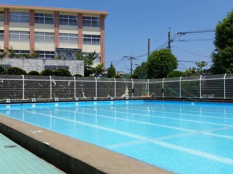 Elementary school pool