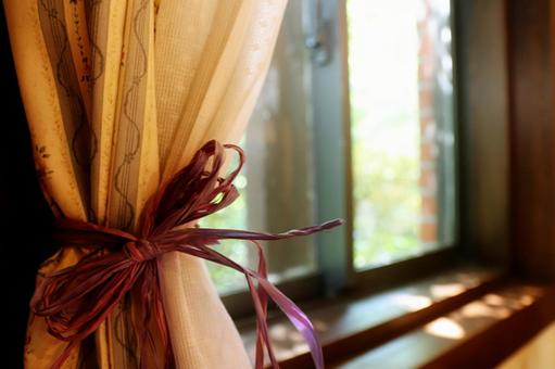Curtains and windows