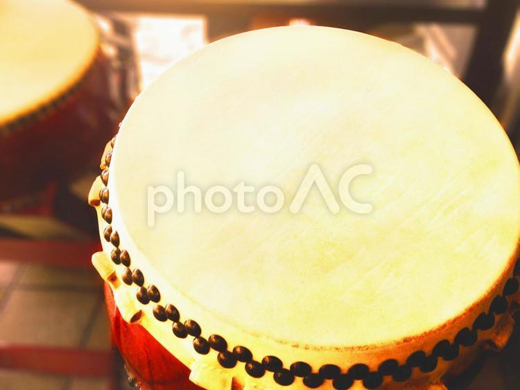 和太鼓のイメージの写真