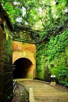 Sarushima tunnel