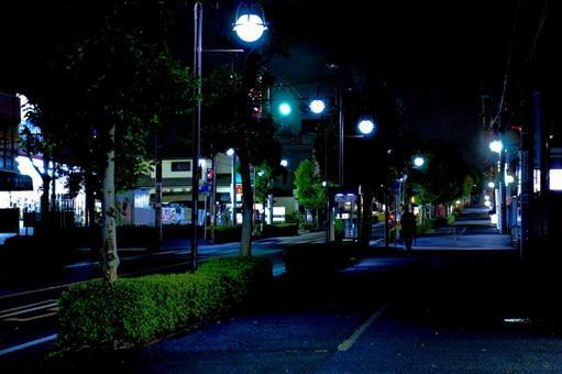 Return of the night road
