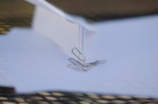 Paper flying machine 132