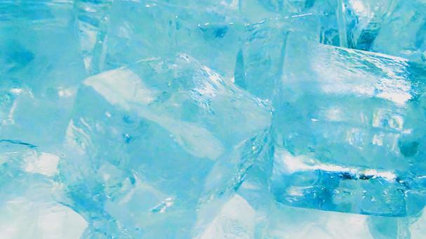 얼음 13 (하늘색)