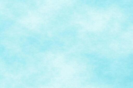 Haze watercolor texture sky blue background