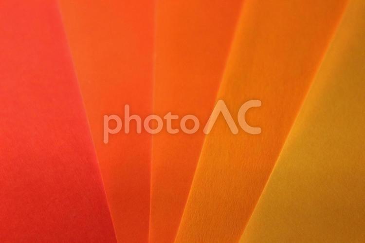 暖色グラデーションの写真