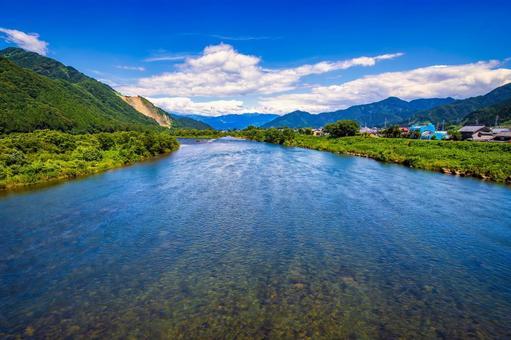Kuzuryu River (Eiheiji Town)