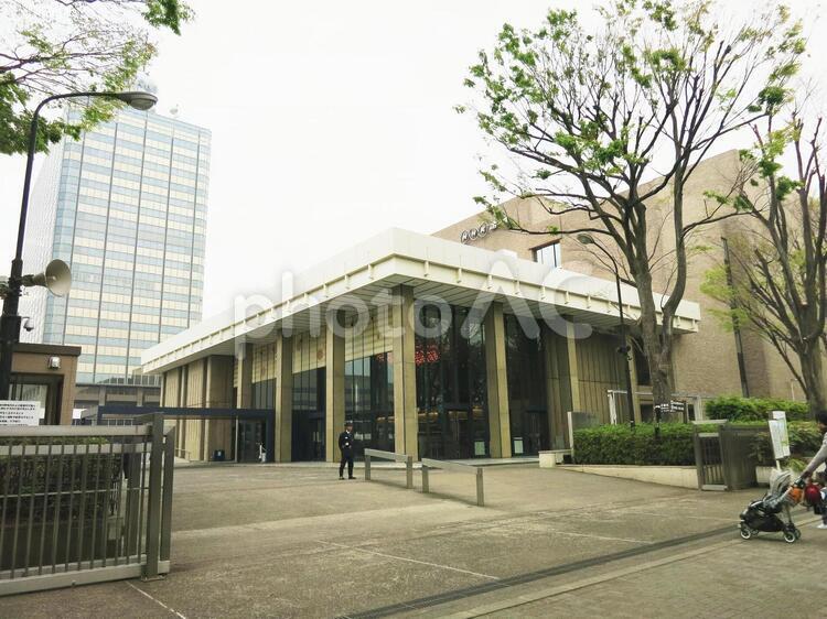 NHKの写真