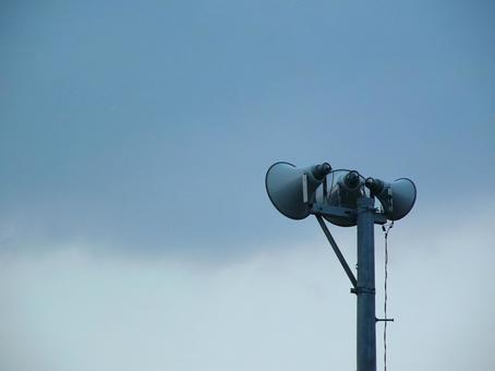 Disaster prevention wireless speaker 3