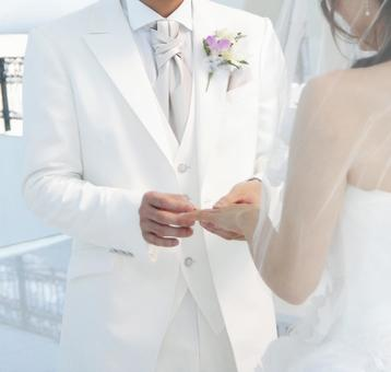Wedding 2 ring exchange image wedding ceremony