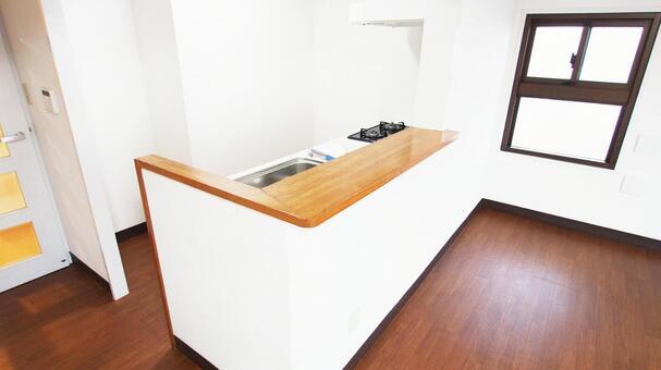 Kitchen system kitchen