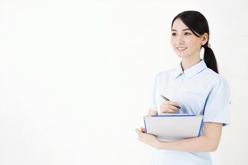 여성 간호사