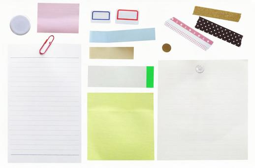 Easy to use office supplies with pass