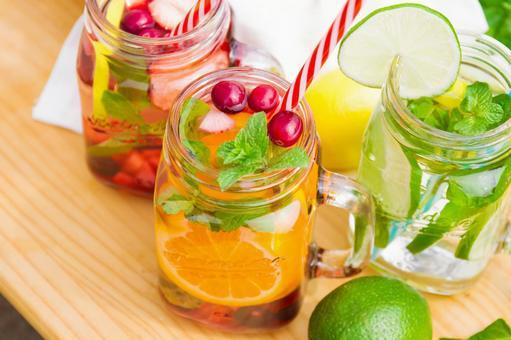 Fruit water _ 7